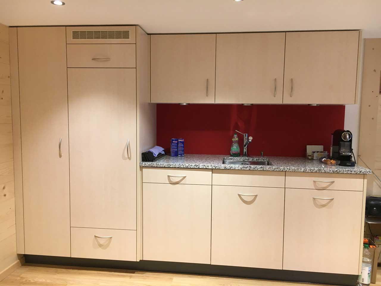 Küchenumbau, Matten - Saugy Schreinerteam AG | {Küchenumbau 27}